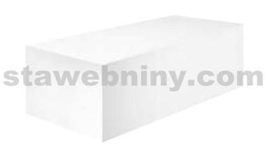 HEBEL Tvárnice přesná hladká 500*200*375 P2-450