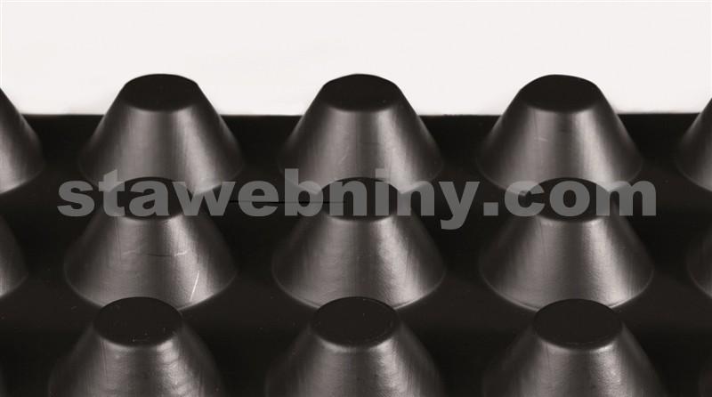 HPI Iso - Drain 20 nopová fólie 1000g/m2, šířka 2m