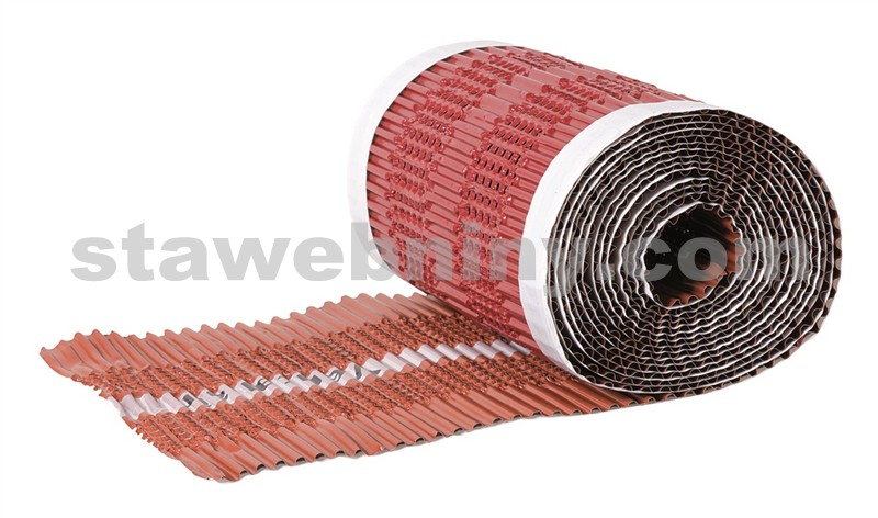 HPI Větrací pás Univerzální VentAl air 310 mm celohliníkový hnědý