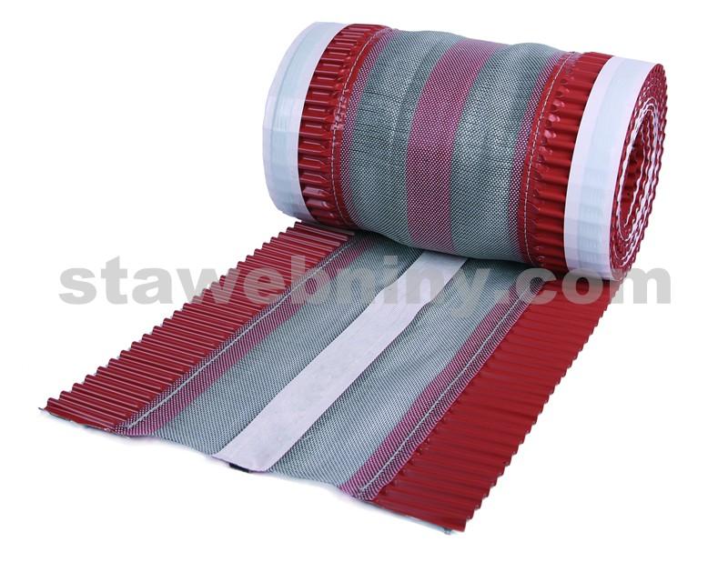 HPI Univerzální pás VP-S 310mm, větrací červený, samolepící, hliníkový