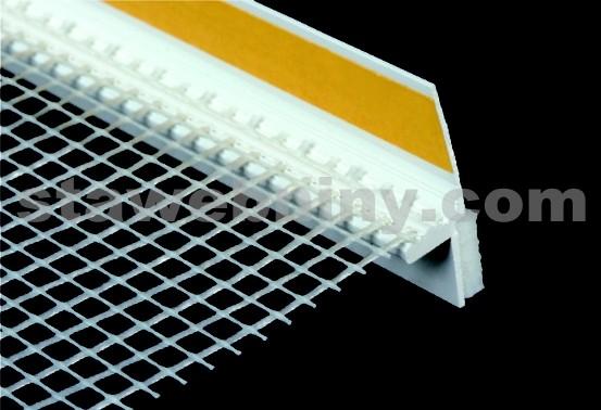 HPI Lišta začišťovací s tkaninou Compact, š. profilu 18mm, délka 2,4bm