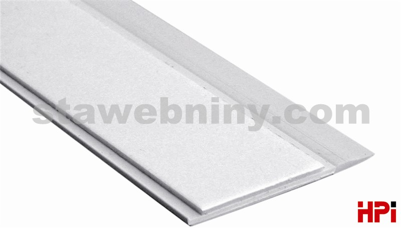 HPI Omítková lišta - profil okenní plochý s koextruzí 50*2400mm