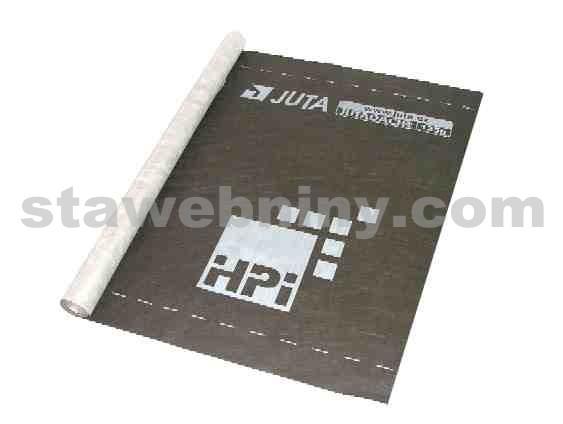 HPI Jutatop HTR 300 g - pod integrované fotovoltaické a solární panely