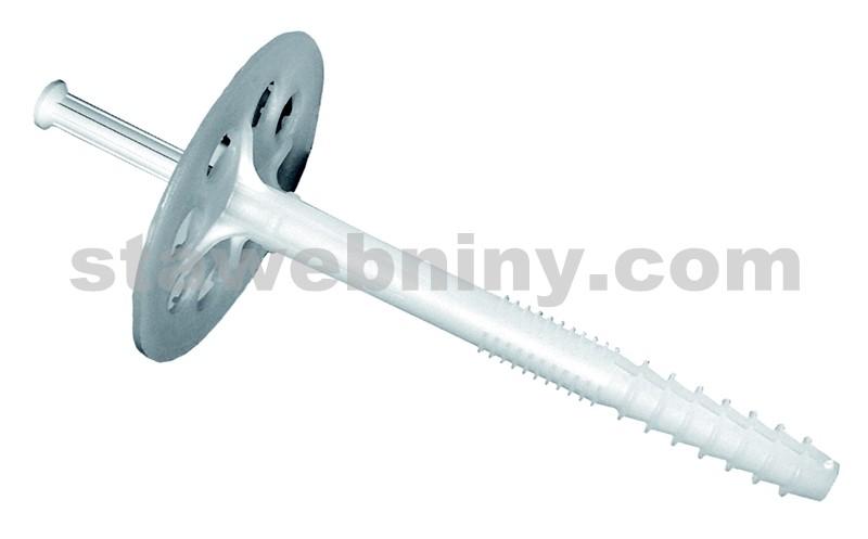 HPI KEW hmoždinka talířová s plastovým trnem DSH K 10*140mm