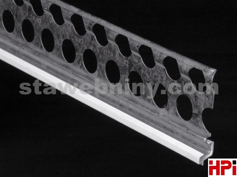 HPI CATNIC profil 6225 soklový pro venkovní omítky délka 250cm