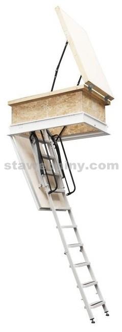 JAP půdní stahovací schody ARISTO PP 1200x600mm