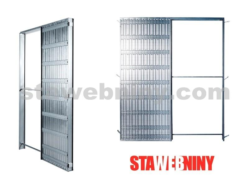JAP Stavební pouzdro 705 NORMA LINE STANDARD šířka 900 mm