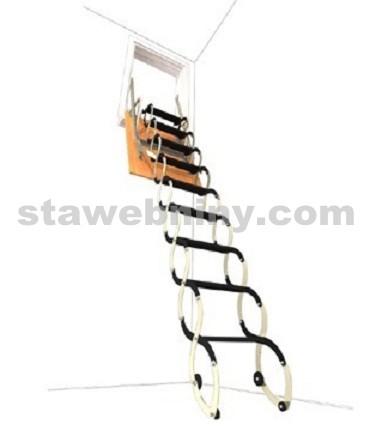 JAP půdní stahovací schody VERTICALE 1000x700mm