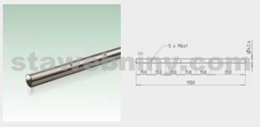 JAP Nerezová Trubka sloupku 1100mm, AISI 304