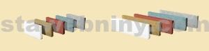 KMB SENDWIX obkladový pásek šedý malý