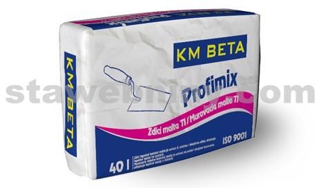 KMB PROFIMIX Tepelně izolační zdicí malta - TM 501 40kg