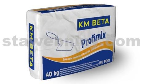 KMB PROFIMIX Zdicí cementová malta jemná 10 N/mm2 - ZM 901 j 40kg