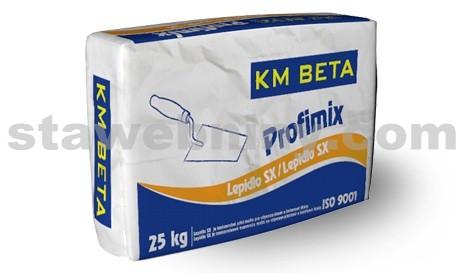KMB PROFIMIX Lepidlo SX - Zdící malta tenkov. na VPC a betonové bloky 10 - ZM 921 25kg