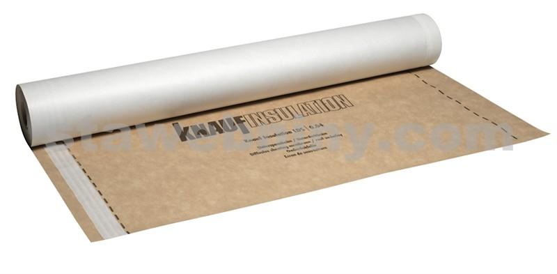 KNAUF INSULATION Homeseal LDS 0,04 - kontaktní pojistná hydroizolační fólie
