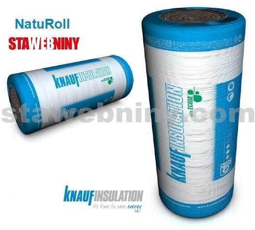 KNAUF INSULATION NatuRoll Pro 039 Ecose tl. 160mm