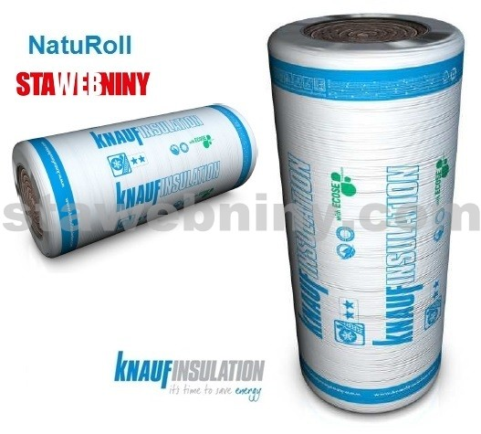 KNAUF INSULATION NatuRoll Plus 040 Ecose tl. 200mm