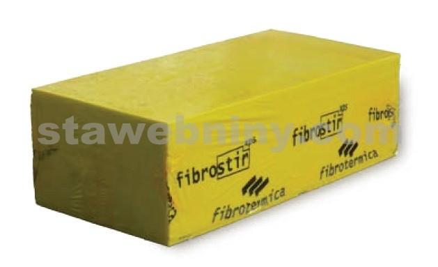 Polystyren DCD XPS Fibrostir G/BT hrana s ozubem, vafle povrch tl. 20mm