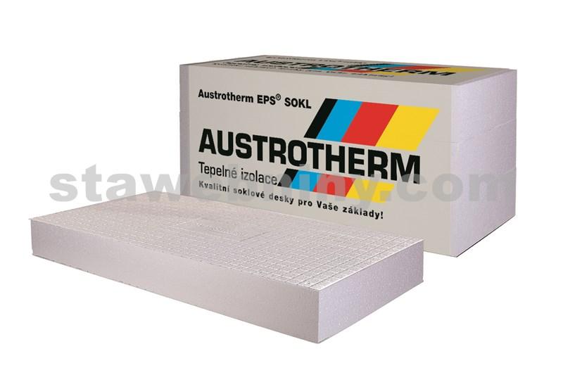 Polystyren DCD IDEAL Soklová deska SOKL 200 tl. 120mm