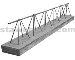 PORFIX Stropní nosník délka 3400mm