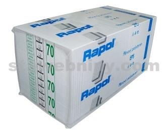 Polystyren Fasádní RAPOL EPS 70 F tl. 100mm
