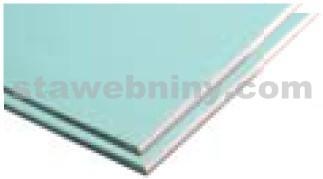 RIGIPS Impregnovaná sádrokartonová deska RBI tl. 12,5mm