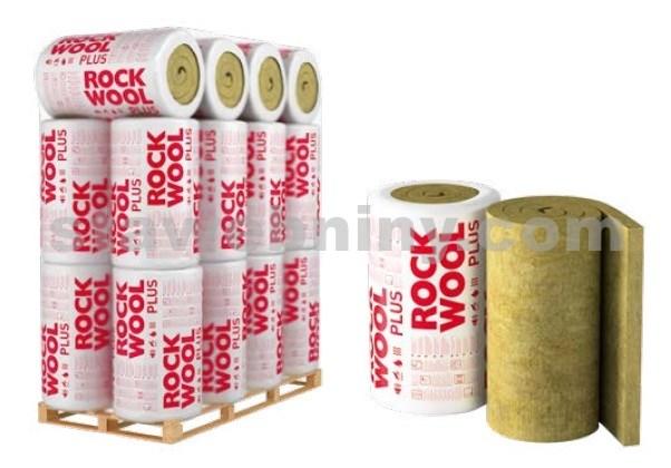 ROCKWOOL Megarock Plus tl. 200mm