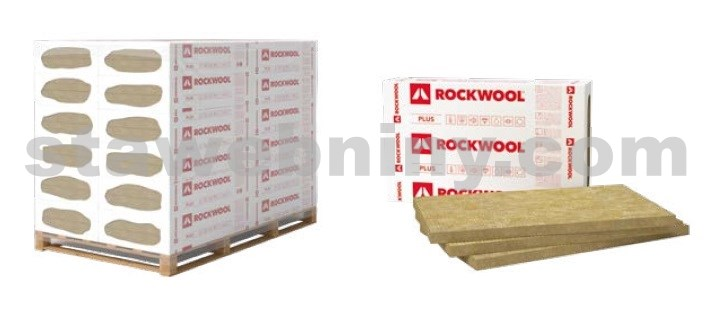 ROCKWOOL Steprock ND tl. 40mm