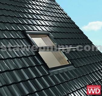 ROTO Střešní okno blueLine Designo R4 WDF R45 K W WD AL 11/11, zatep.blok
