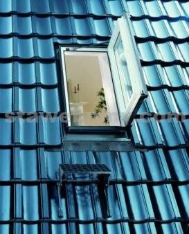 ROTO Tepelně-izolační střešní výlez BlueLine WDA R35 H N AL 5/9