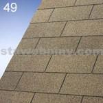 IKO klasické šindele SUPERGLASS 3 tabulový 49 - earthtone cedar