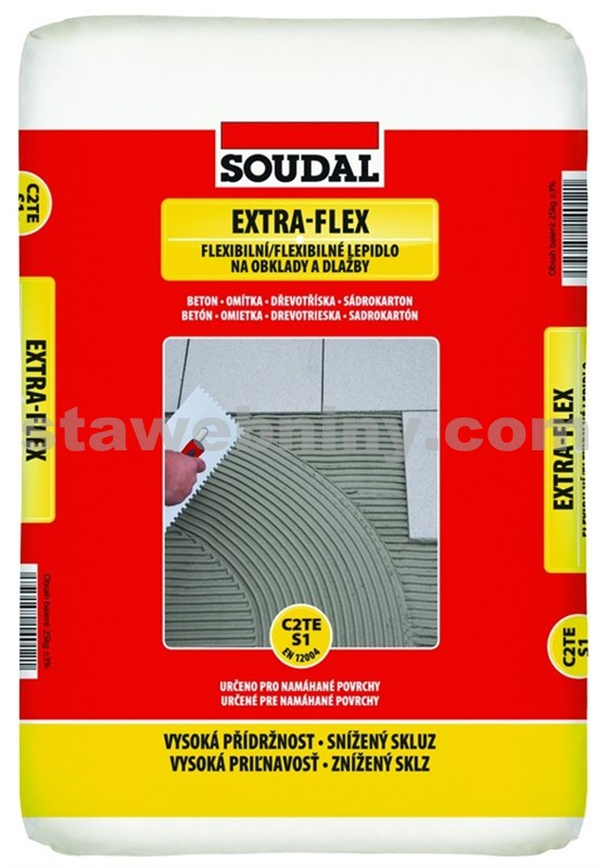 SOUDAL Lepidlo EXTRA-FLEX 25kg