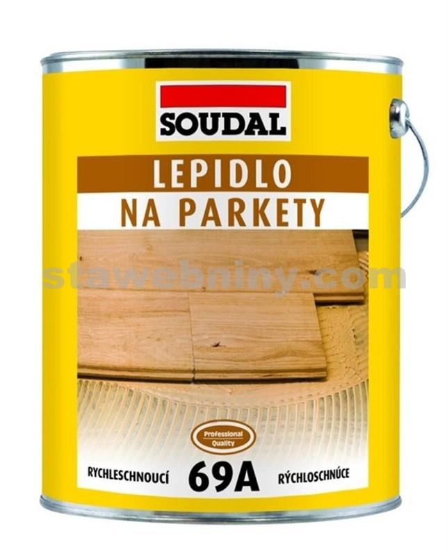 SOUDAL Lepidlo na parkety 69A 13kg