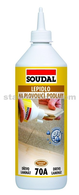 SOUDAL Lepidlo na plovoucí podlahy 70A 500g