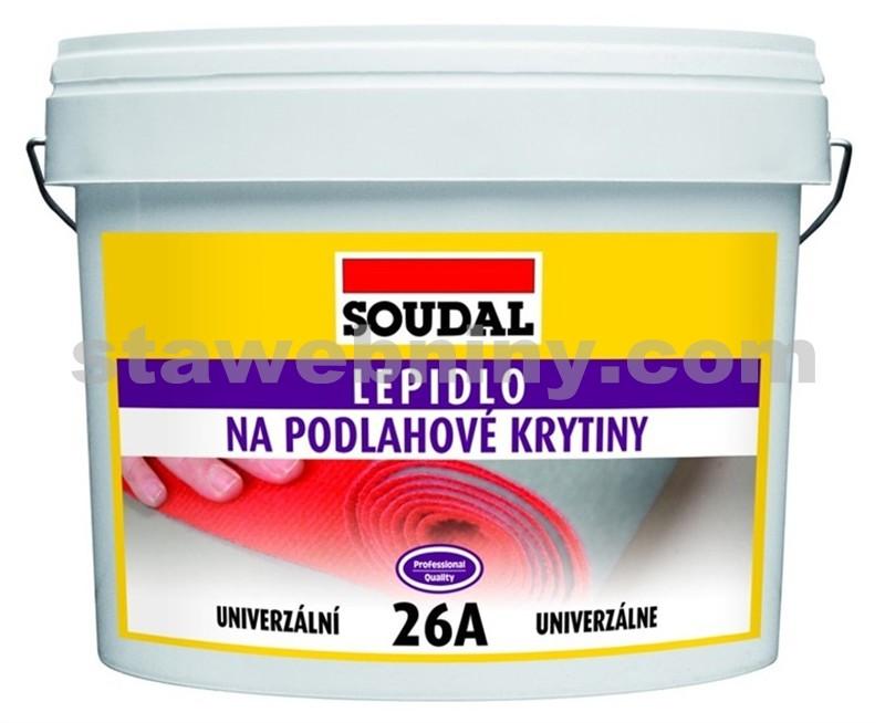 SOUDAL Lepidlo na podlahové krytiny 26A 5kg