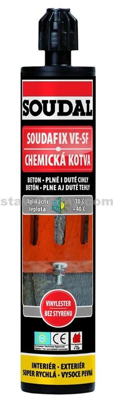 SOUDAL Chemická kotva SOUDAFIX VE-SF 280ml