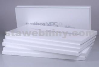 STYROTRADE XPS 30-IR Synthos zdrsněný povrch, rovná hrana, tl. 40mm