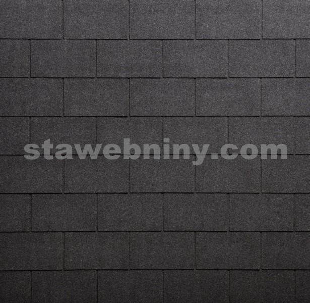 TEGOLA Střešní šindel ECO ROOF Rectangular 065 MIXED SLATE Obdélník - mix břidlice