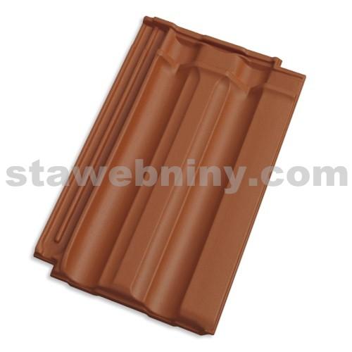 TONDACH FALCOVKA 11 taška základní černá engoba