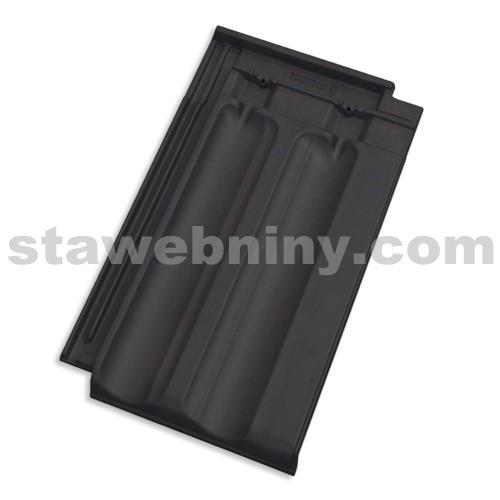 TONDACH FRANCOUZSKÁ 12 taška základní černá engoba