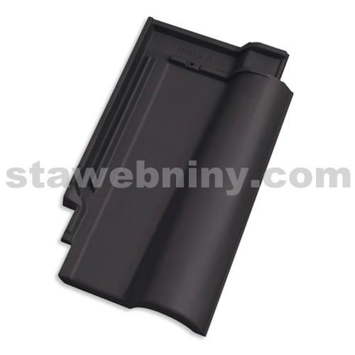 TONDACH ROMÁNSKÁ 12 taška základní černá engoba