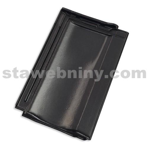 TONDACH STODO 12 taška základní glazura Amadeus černá