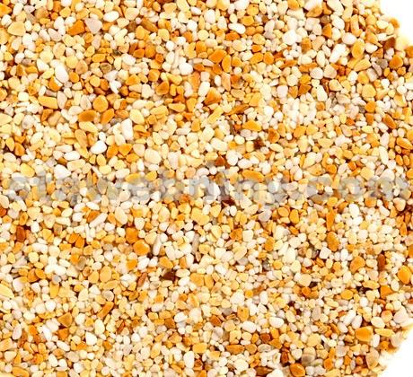TOPSTONE Kamenný koberec GIALLO SIENA frakce 4-7mm<br/>