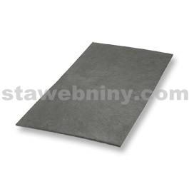 TRANSFORM Plastová Deska hladká 1500/800/17mm, šedá