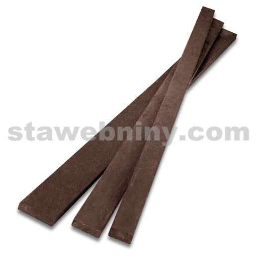 TRANSFORM Plastové Prkno 120/40, délka 1,60m, lavičkové, hnědá
