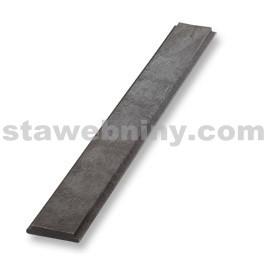TRANSFORM Plastové Víko malé 100/100mm, délka 1,2m, šedá