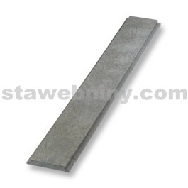 TRANSFORM Plastové Víko střední 130/130mm, délka 1,2m, šedá
