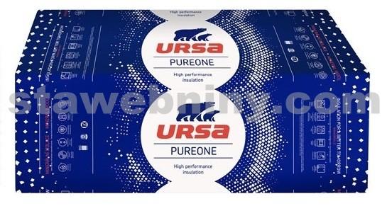 URSA Izolace - Příčková deska PUREONE TWP 37 skelná vata tl. 100mm