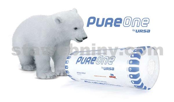 URSA PureOne PURE 39 RN Silver tl. 100mm