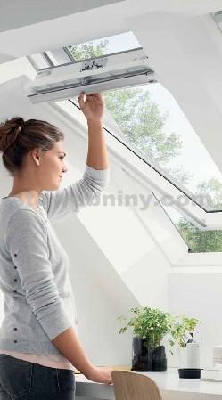 VELUX Střešní okno GLU 0055 CK02