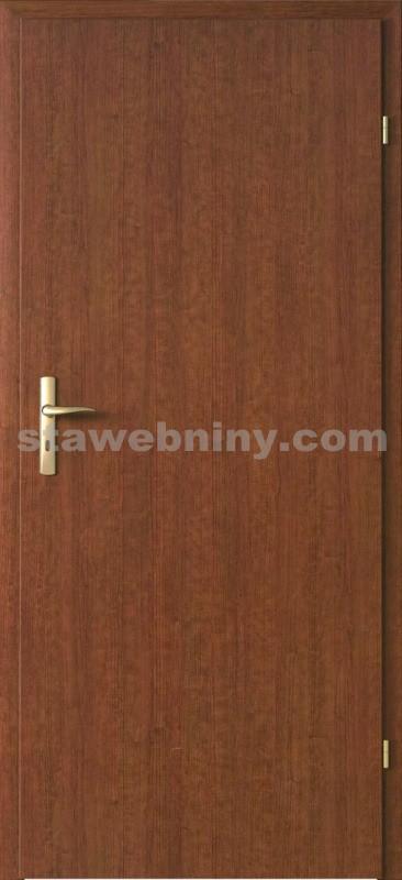 PORTA Dveře vnitřní VERTE BASIC lakované plné š. 60cm jabloň pravé